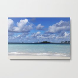 Bahamas Cruise Series 123 Metal Print