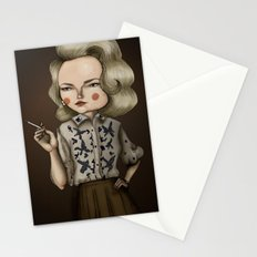 Betty Draper (Mad men) Stationery Cards