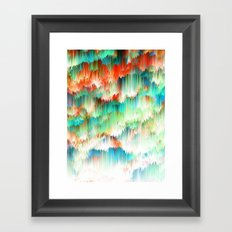 Raindown Framed Art Print