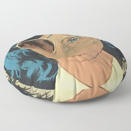 With & Without Floor Pillow