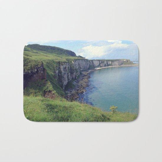 Landscape   Ireland   Irish Coast Bath Mat