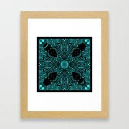 Tentacle void Framed Art Print