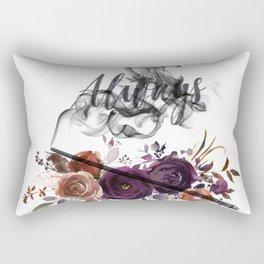 Always Rectangular Pillow