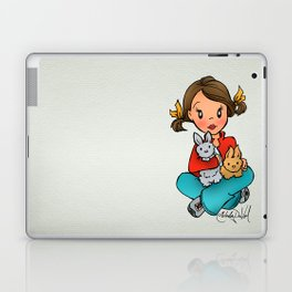 Bunny Babies Laptop & iPad Skin