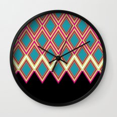 GlamourII Wall Clock