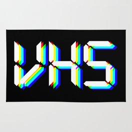 Retro VHS Rug