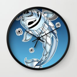 Stormtrooper koi Wall Clock
