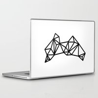 geo Laptop & iPad Skins featuring Geo by Miranda Williams