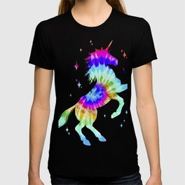 Tie Pattern Gift print for Unicorn Lovers Unicorn Riders product T-shirt