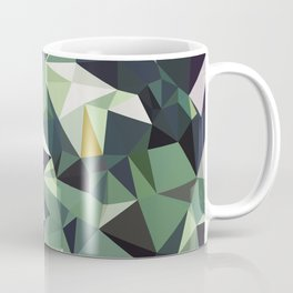 Martinique Low Poly Coffee Mug