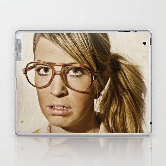 i.am.nerd. : Lizzy Laptop & iPad Skin