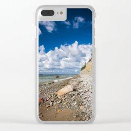 Panga park 1.2 Clear iPhone Case