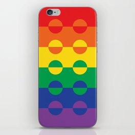 Colorfulness iPhone Skin