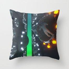 WOKE Throw Pillow
