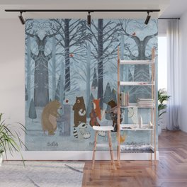 little nature symphony Wall Mural