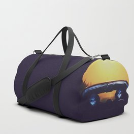 Time travelling aliens Duffle Bag