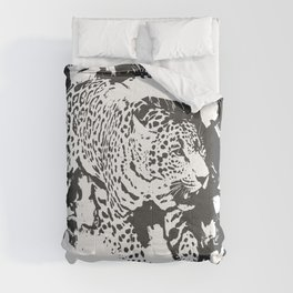 The Jaguar Comforters