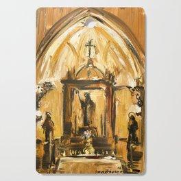 Chapel Cutting Board