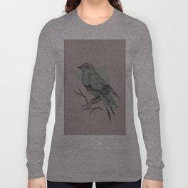 Bird Fascination Long Sleeve T-shirt
