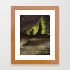 Undead Lord Framed Art Print