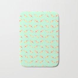 The Brrrrito Blanket Bath Mat