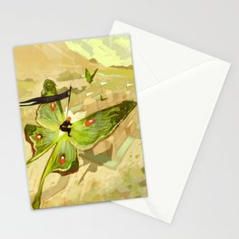 Mughal Moth Stationery Cards