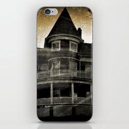 Haunted Hauntings Series - House Number 4 iPhone Skin