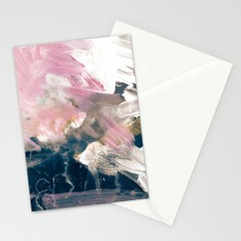 Blush Night Stationery Cards