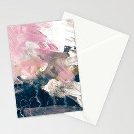 Blush Night Stationery Cards