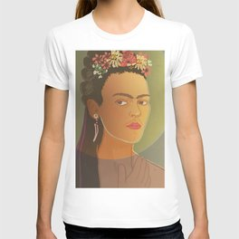 Dear Frida / Stay Wild Collection T-shirt