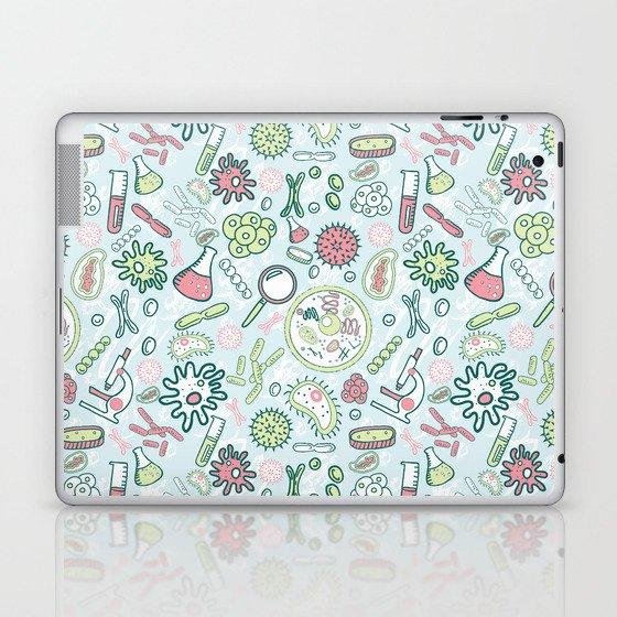 Squirmy Germies Laptop & iPad Skin