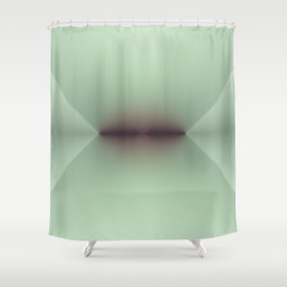 Head Low Shower Curtain