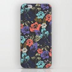 Midnight Garden Pop iPhone & iPod Skin