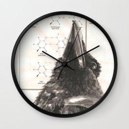 Raven 354 Wall Clock