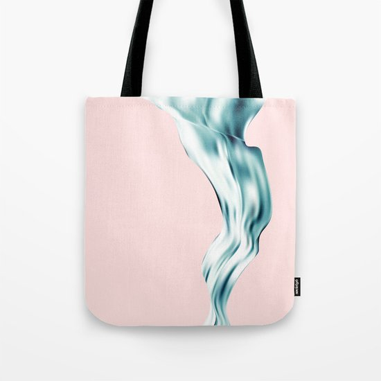 Free Flow || #society6 #decor #buyart Tote Bag