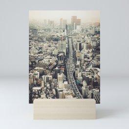 From Roppongi to Shibuya Mini Art Print