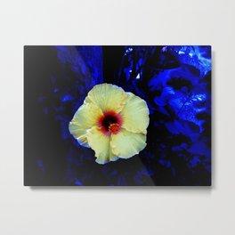 Perfect Blue: Shine Metal Print