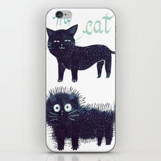 The scary sound of the bell iPhone & iPod Skin