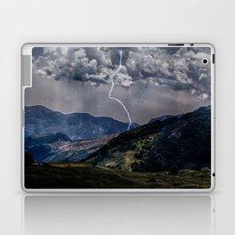 Lighting Is Alone Laptop & iPad Skin