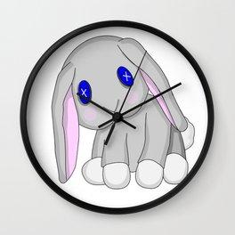 Hunny Bunny Wall Clock