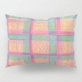 Pretty Pastel Plaids Pillow Sham