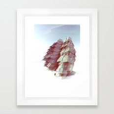 The Pine Cone Institute Framed Art Print