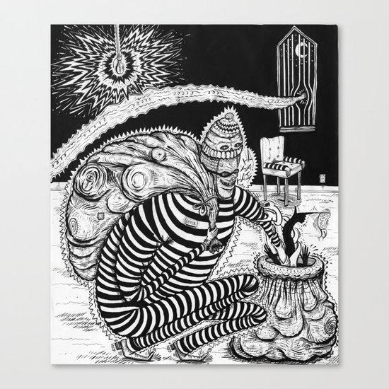 Time Burglars Canvas Print