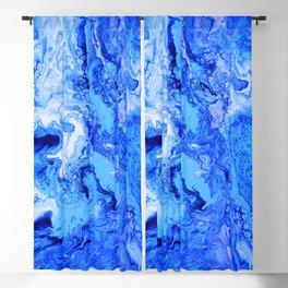 Blue Smoke Blackout Curtain