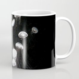 Moonlight Jellyfish Coffee Mug