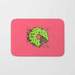 Zombie Donut 02 Bath Mat