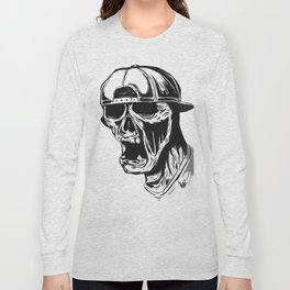 SNAPBACK Long Sleeve T-shirt