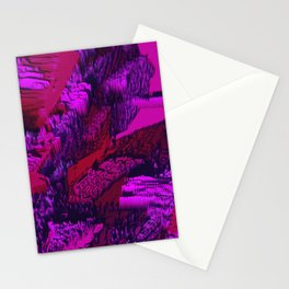 A 3 R I A 7    V I 3 W Stationery Cards