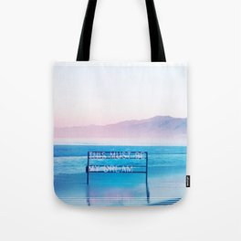 This Must Be My Dream Pastel Paradise Beach Vibe Tote Bag