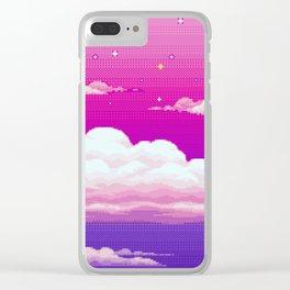 SENPAI [no text] Clear iPhone Case